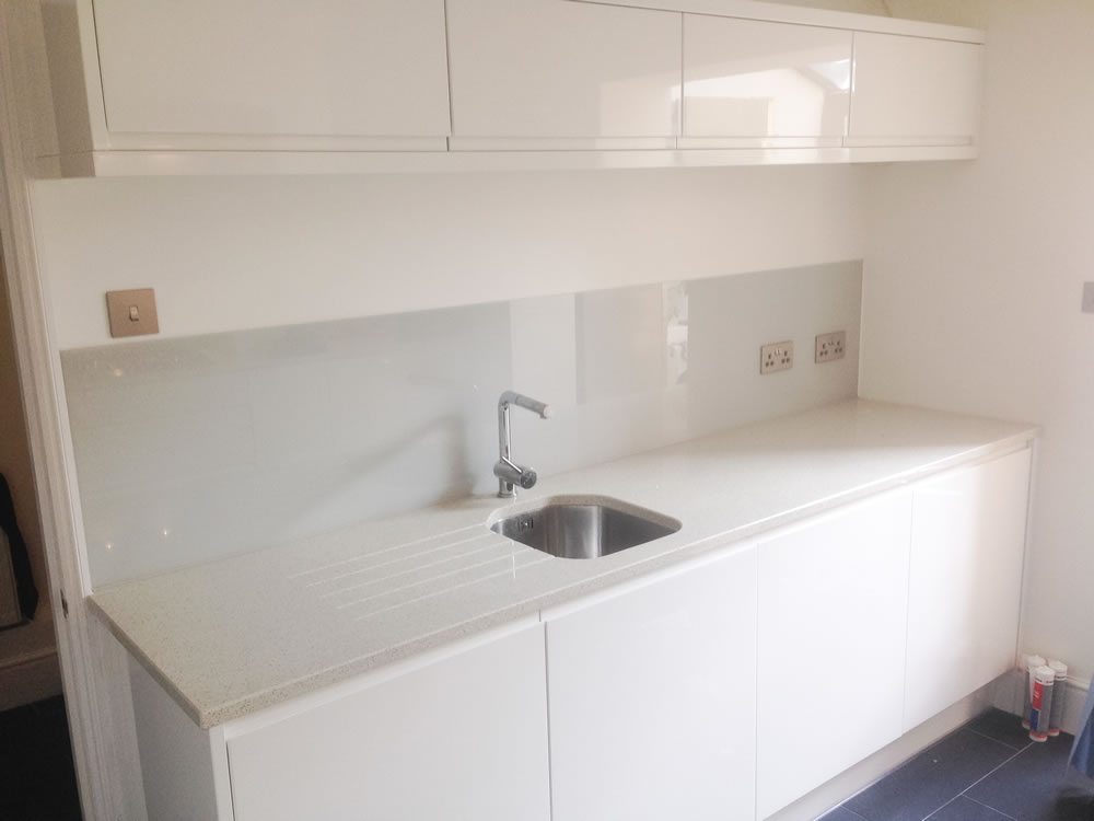 Uk Splashbacks White Splashbacks
