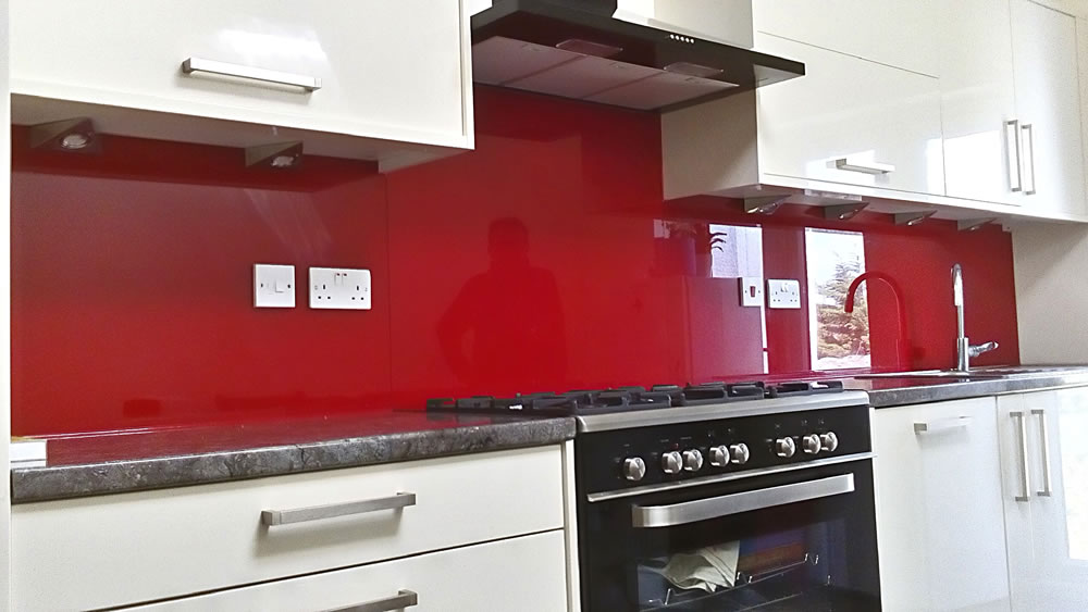 Glass Splashbacks in London