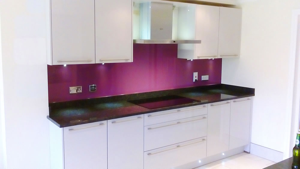Sevenoaks Glass Splashbacks