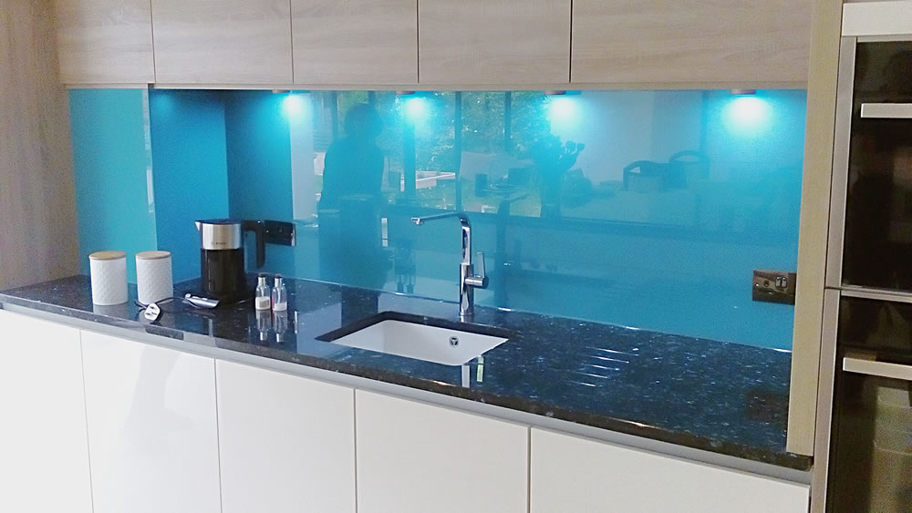 London Glass Splashbacks