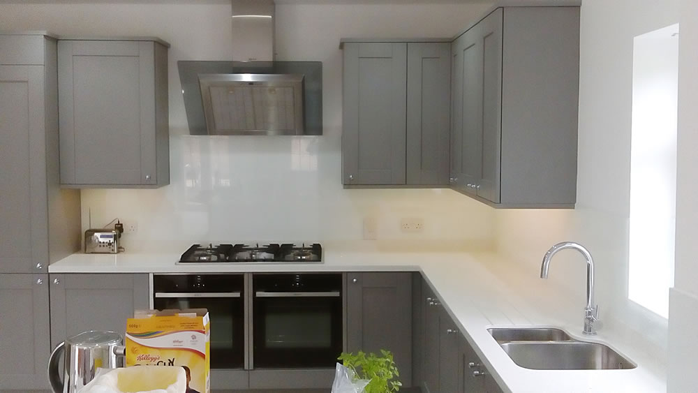 Glass Splashbacks in Sussex