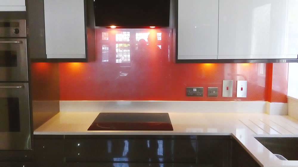 Glass Splashbacks in Bromley