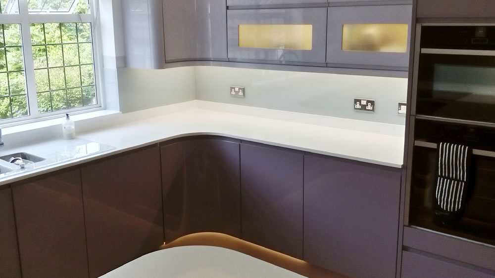 Glass Splashbacks in Sevenoaks