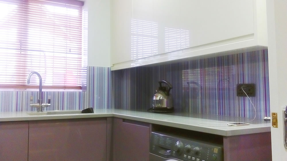 Balham Glass Splashbacks