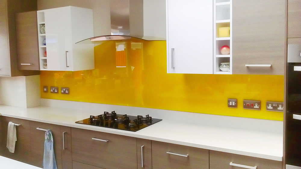 Glass Splashbacks in Balham